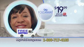 My Foldaway Mirror TV Spot, 'Easy to See' - Thumbnail 6