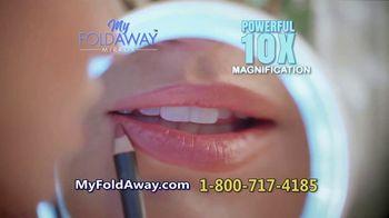 My Foldaway Mirror TV Spot, 'Easy to See' - Thumbnail 3