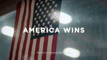 American Wind Action TV Spot, 'True American Power' - Thumbnail 9