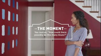 Lowe's Go Fourth Holiday Savings TV Spot, 'The Moment: Blues' - 413 commercial airings
