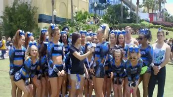 USASF TV Spot, 'Way Beyond Cheerleading' - Thumbnail 1