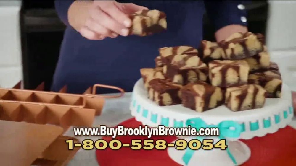 Brooklyn Brownie Gotham Steel Tv Commercial Everyone