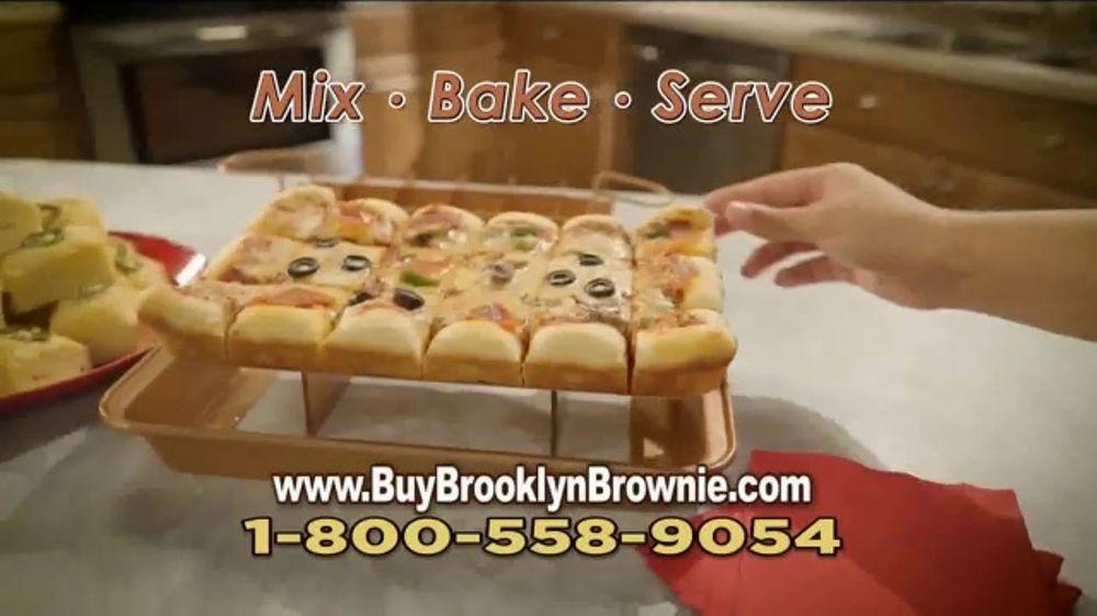 Brooklyn Brownie Gotham Steel Tv Commercial Everyone