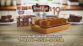 Brooklyn Brownie Gotham Steel TV Spot, 'Everyone Loves Brownies' - Thumbnail 9
