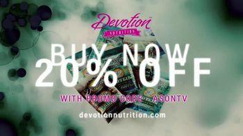 Devotion Nutrition TV Spot, 'Healthy Treats' - Thumbnail 7