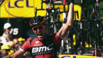 NBC Sports Gold Cycling Pass TV Spot, '2017 Tour de France' - Thumbnail 2