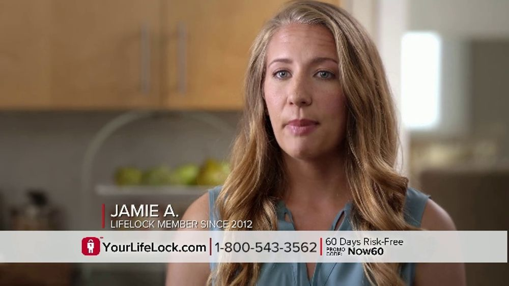 Lifelock commercial actress