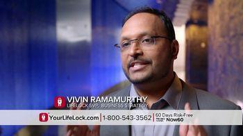 LifeLock TV Spot, 'Faces V3' - Thumbnail 3