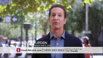 LifeLock TV Spot, 'Faces V3' - Thumbnail 4