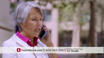 LifeLock TV Spot, 'Faces V3' - Thumbnail 5