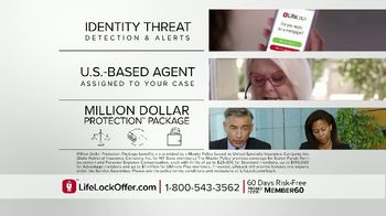 LifeLock TV Spot, 'Faces V2a Rev1' - Thumbnail 7