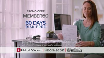 LifeLock TV Spot, 'Faces V2a Rev1' - Thumbnail 8