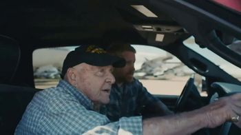 Ram Trucks Drive and Discover Event TV Spot, 'Airplane Rescue: Of the Past' [T2] - 187 commercial airings