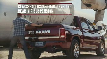 Ram Trucks Drive and Discover Event TV Spot, 'Airplane Rescue: Of the Past' [T2] - Thumbnail 3
