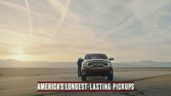 Ram Trucks Drive and Discover Event TV Spot, 'Airplane Rescue: Of the Past' [T2] - Thumbnail 5
