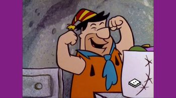 Boomerang TV Spot, 'The Flintstones'