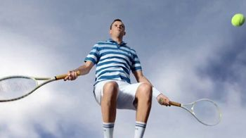 IZOD Advantage Polo TV Spot, 'Futuro' con Bob Bryan, Mike Bryan [Spanish] - Thumbnail 5