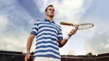 IZOD Advantage Polo TV Spot, 'Futuro' con Bob Bryan, Mike Bryan [Spanish] - Thumbnail 8