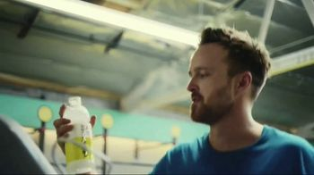 Vitaminwater TV Spot, 'Drink Outside the Lines' Featuring Aaron Paul - Thumbnail 3