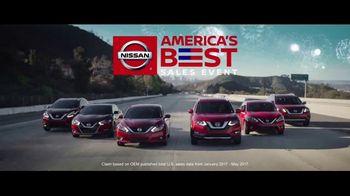 Nissan America's Best Sales Event TV Spot, '2017 Rogue & Murano' [T2] - Thumbnail 5
