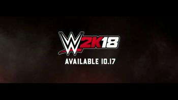 WWE 2K18 TV Spot, 'Seth Rollins Cover Reveal' - Thumbnail 8