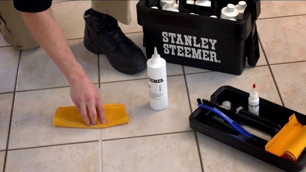 Stanley Steemer Tile Cleaning Special TV Commercial, \'A Fresh Look ...