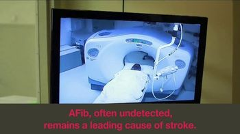 American Heart Association TV Spot, 'Don't Ignore this Major Stroke Risk' - Thumbnail 6