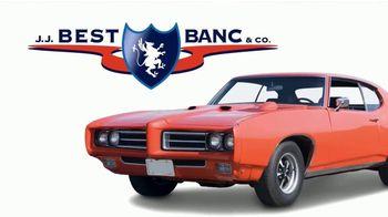 J.J. Best Banc & Co. TV Spot, 'Finance Your Dream Car'
