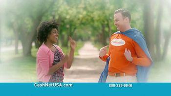 CashNetUSA TV Spot, 'The Origin of CashNetUSA.com Man'