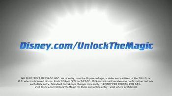 Disney Unlock the Magic Sweepstakes TV Spot, '2018 Honda Odyssey' - Thumbnail 7
