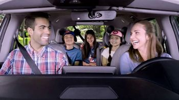 Disney Unlock the Magic Sweepstakes TV Spot, '2018 Honda Odyssey'