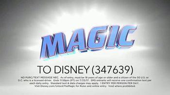 Disney Unlock the Magic Sweepstakes TV Spot, '2018 Honda Odyssey' - Thumbnail 6
