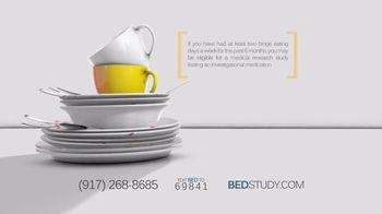 B.E.D. Study TV Spot, 'Binge Eating is a Disorder, Not a Decision' - Thumbnail 4