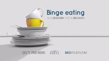 B.E.D. Study TV Spot, 'Binge Eating is a Disorder, Not a Decision' - Thumbnail 5