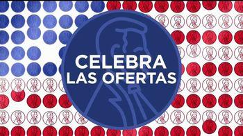 JCPenney Venta del 4 de Julio TV Spot, 'Electrodomésticos' [Spanish] - Thumbnail 2