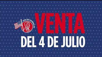 JCPenney Venta del 4 de Julio TV Spot, 'Electrodomésticos' [Spanish] - Thumbnail 3