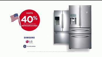 JCPenney Venta del 4 de Julio TV Spot, 'Electrodomésticos' [Spanish] - Thumbnail 5