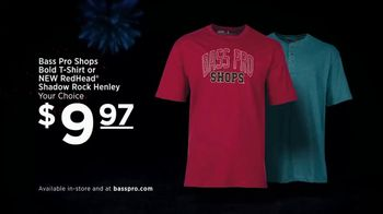 Bass Pro Shops Star Spangled Summer Sale TV Spot, 'Shirts and Reel' - Thumbnail 7