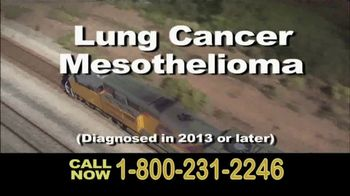 James C. Ferrell TV Spot, 'Lung Cancer Mesothelioma: Now Is the Time to Take Action & No Fees' - Thumbnail 4