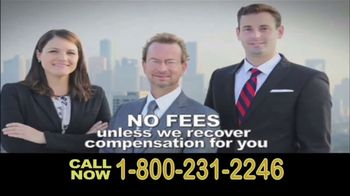 James C. Ferrell TV Spot, 'Lung Cancer Mesothelioma: Now Is the Time to Take Action & No Fees' - Thumbnail 5