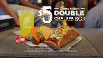 Taco Bell $5 Double Chalupa Box TV Spot, 'Aun mejor' [Spanish] - Thumbnail 6
