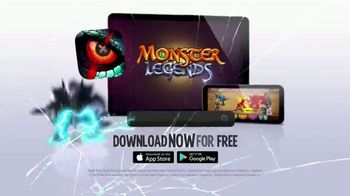 Monster Legends TV Spot, 'Ready to Fight' - Thumbnail 8