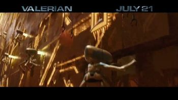 Valerian and the City of a Thousand Planets - Alternate Trailer 12