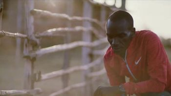 Nike TV Spot, 'Breaking2: Meet the Runners: Eliud Kipchoge' - Thumbnail 2