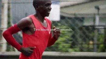 Nike TV Spot, 'Breaking2: Meet the Runners: Eliud Kipchoge' - 16 commercial airings