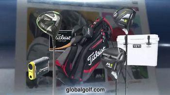 Global Golf TV Spot, 'Largest Selection: Coupon Code' - Thumbnail 2