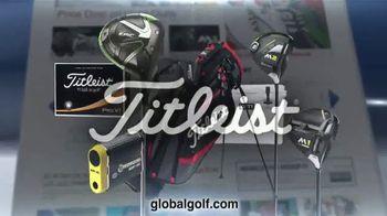 Global Golf TV Spot, 'Largest Selection: Coupon Code' - Thumbnail 3