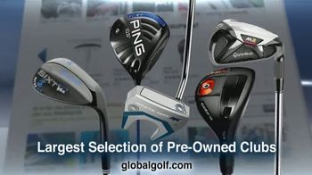 Global Golf TV Spot, 'Largest Selection: Coupon Code' - Thumbnail 4