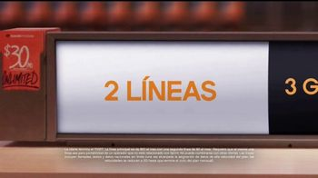 Boost Mobile 4G LTE TV Spot, 'La potencia de la red rápida' [Spanish] - Thumbnail 4