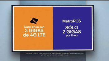 Boost Mobile 4G LTE TV Spot, 'La potencia de la red rápida' [Spanish] - Thumbnail 6